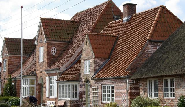 Bevaringsværdige huse