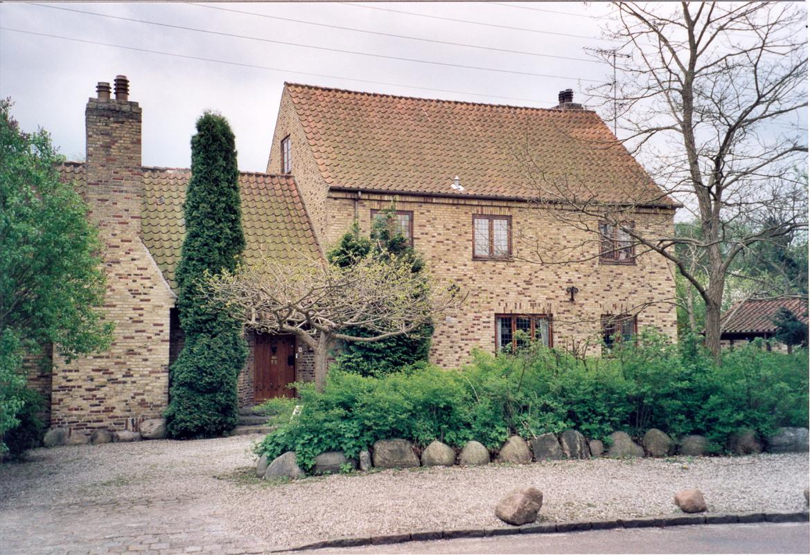 Plakettecases - Historiske Huse